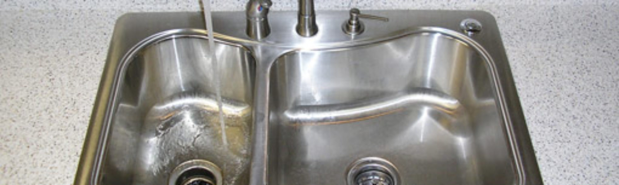 Kitchen Sinks, Faucets And Garbage Disposals